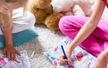 Varför är ritning och färgläggning viktiga för barnens utveckling