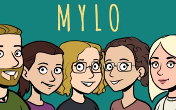 Mylos team av kreativa och vänliga vänner